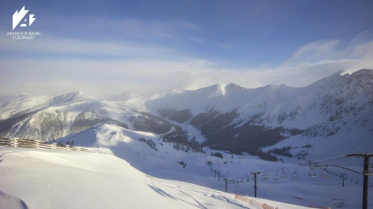 Pow! Finally, big snow across Colorado ski country