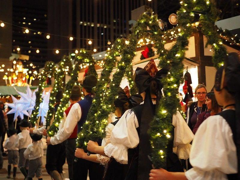 The Denver Christkindl Market fills the soul with holiday spirit