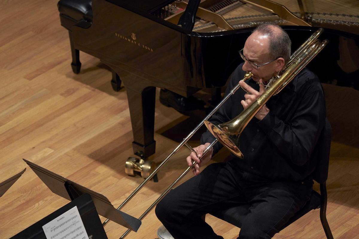 review trombone