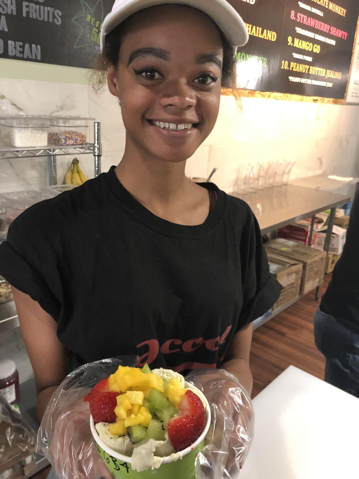 Colorado Springs gets Thai rolled ice cream spot