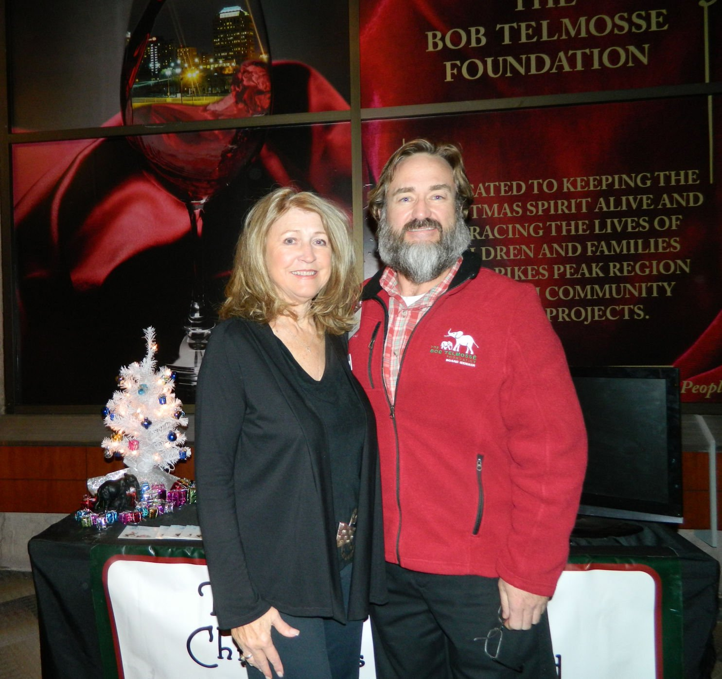 AROUND TOWN: Wine & Pine event helps the annual Bob Telmossé ...