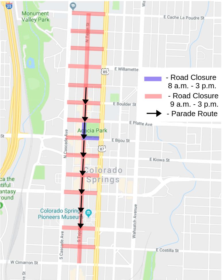 St. Patricks Day  Parade Road Closures.png