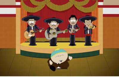 Cartman Casa Bonita