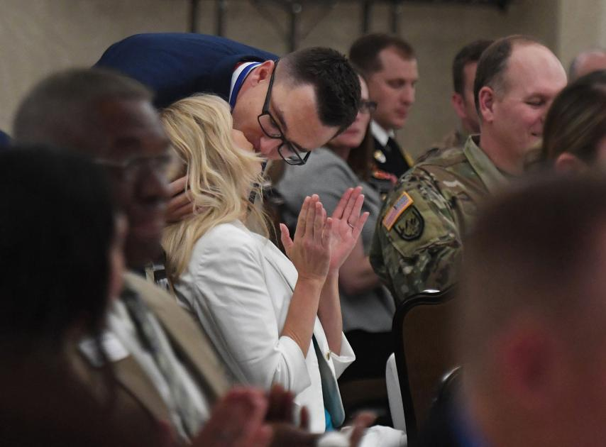 Colorado Springs area troops lauded at annual armed forces luncheon