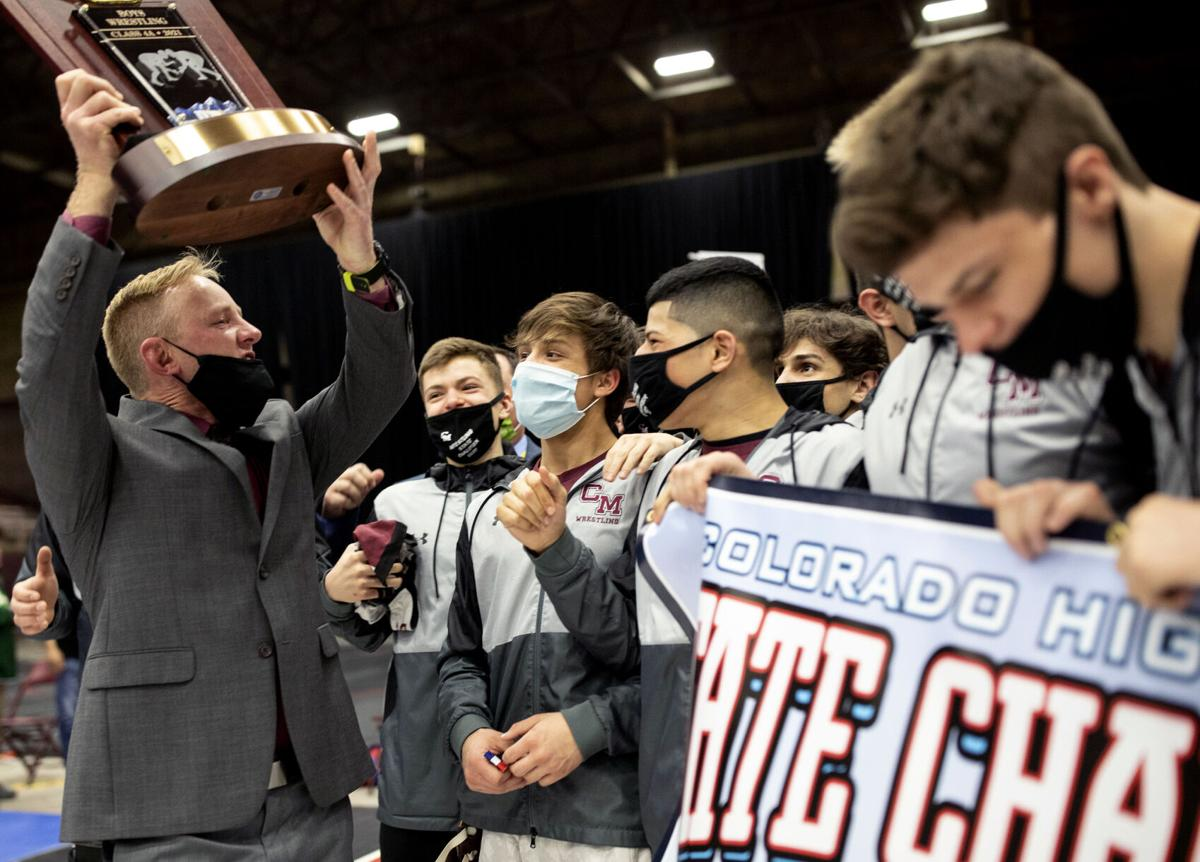 Another state title for Cheyenne Mountain
