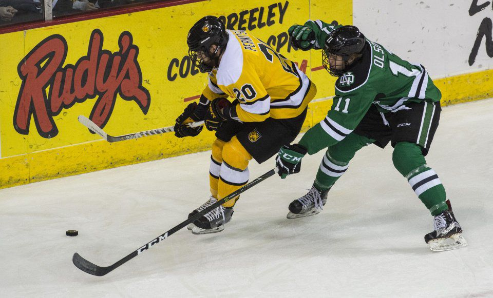 NCHC: Alex Pernitsky A Steadying Force For Colorado College Hockey Blue Line, Set To Restrain NCHC's Miami