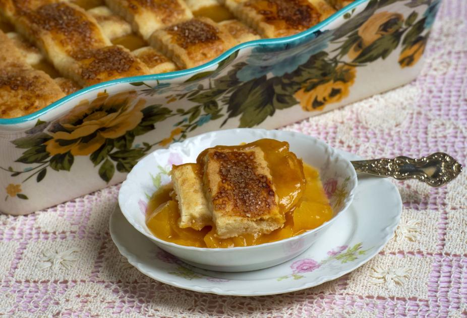 Colorado Springs pastry chefs offer tips for making peach cobblers