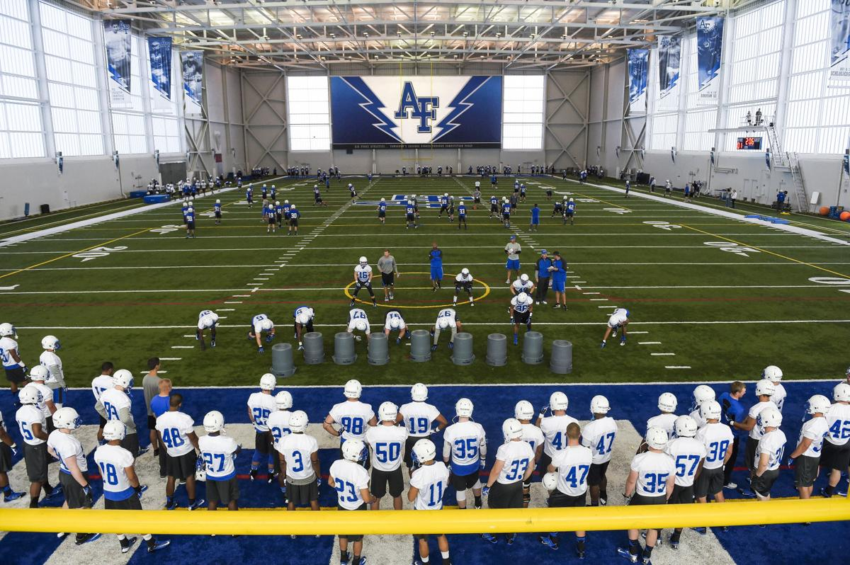 AFA won't release review of athletic department, few details provided
