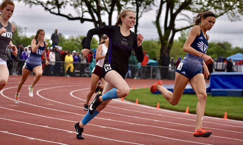 State Track & Field notebook Day 3: Discovery Canyon's Lauren Gale is going to need a closet renovation