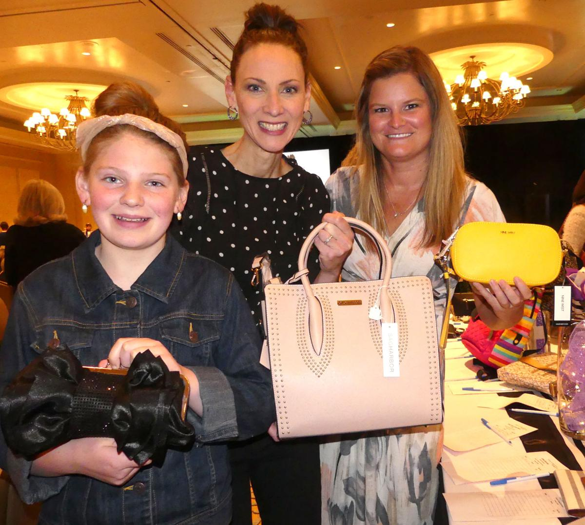 Coach, Fossil, Kate Spade among fashionable names at handbag auction