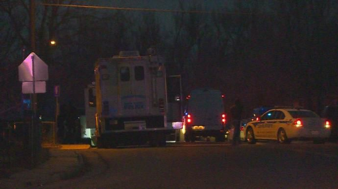 Stand-off Sunday in SE Colorado Springs