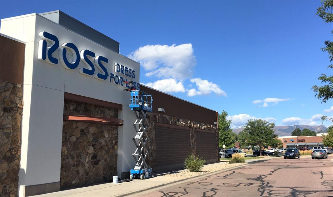 Ross Dress for Less plans new digs on Colorado Springs' north side