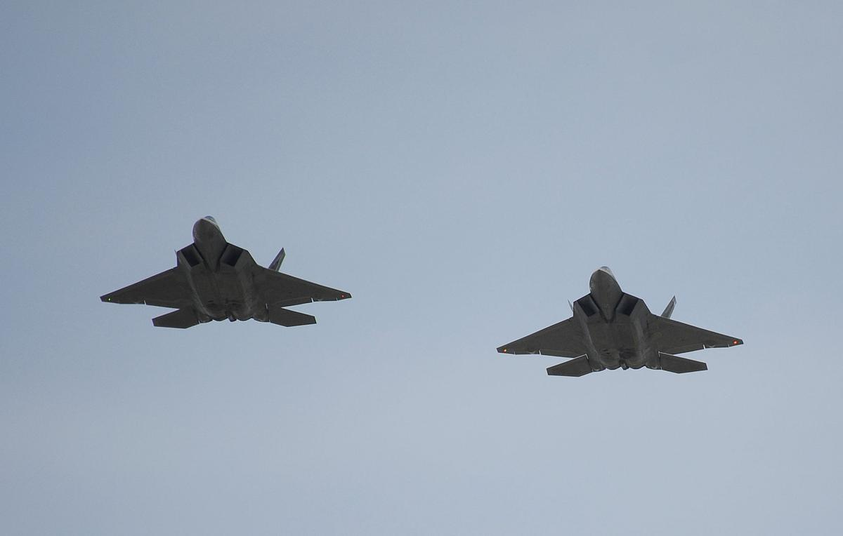 NORAD-guided jets intercept 8 Russian aircraft | Military