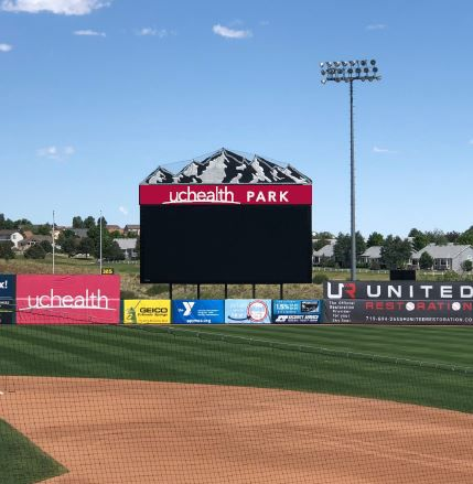 Rocky Mountain Vibes announce UCHealth Park name for northern