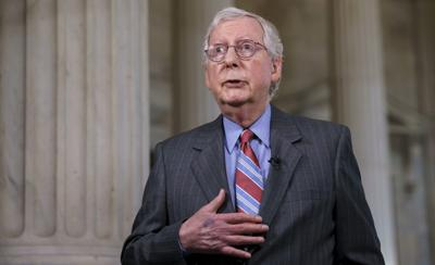 McConnell: Biden troop withdrawal from Afghanistan 'a global embarrassment'