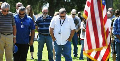 Navy Veteran Funeral 2