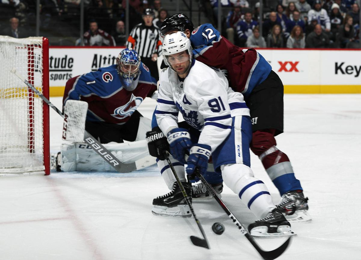 Maple Leafs Avalanche Hockey