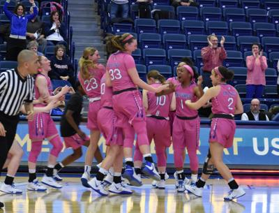 Air Force women's basketball takes dramatic victory over Fresno State
