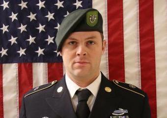 Sgt. 1st Class Elliott Robbins