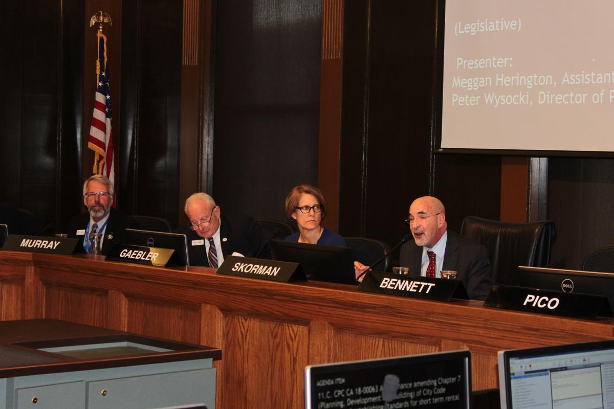 Colorado Springs Council Reaffirms Ordinance Regulating