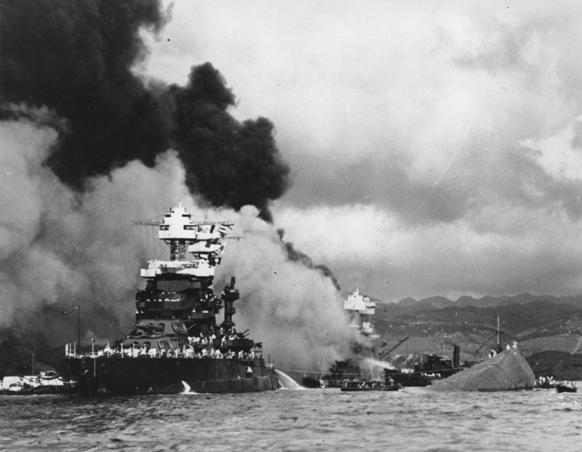 Pearl Harbor At 75 AP Was There