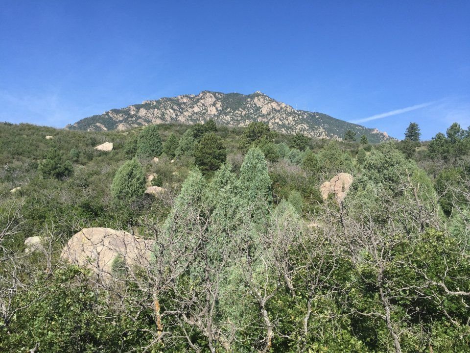 Long wait for Cheyenne Mountain summit trail could be reaching end