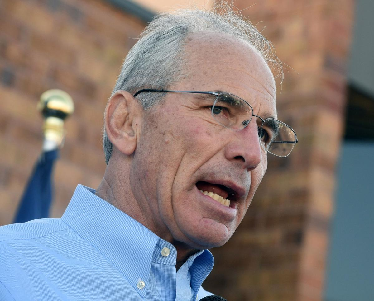 Republican candidate for Colorado governor-Bob Beauprez (The Gazette/Jerilee Bennett)