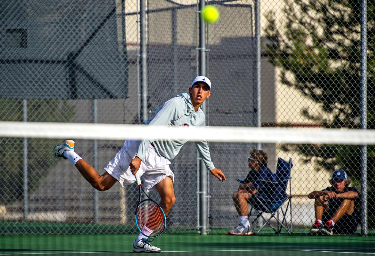 Cheyenne Mountain boys' tennis