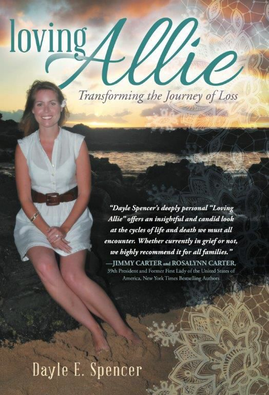 Local author channels grief, loss into story of redemption, joy