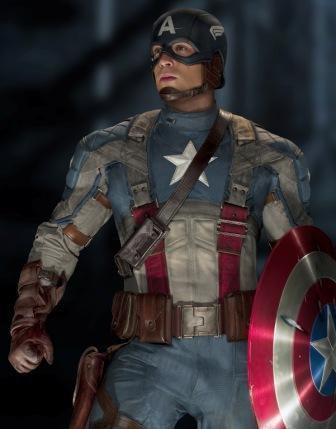 Vibes bring 'Captain America' to Colorado Springs
