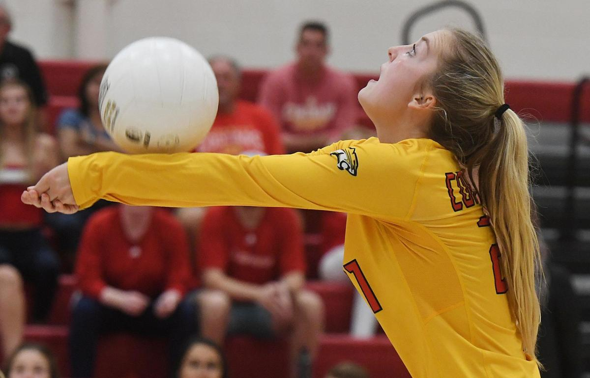 Coronado Cougars fall to Lewis-Palmer in volleyball match up