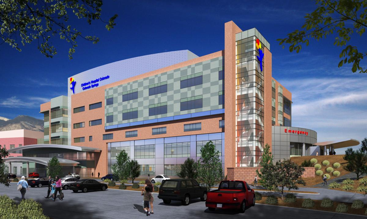 Construction set to begin on two large Colorado Springs hospital projects