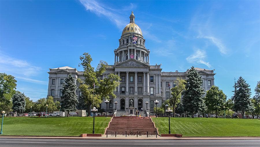 Politics of Pot: Capital Building