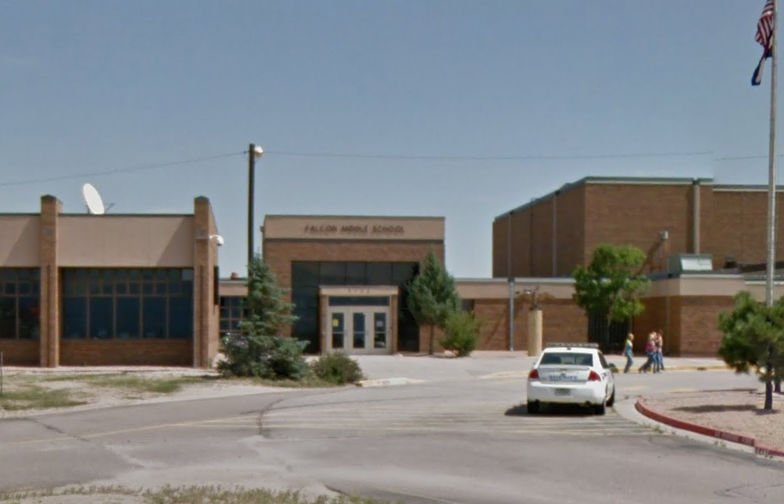 Notebook found at Falcon Middle School contained plans to harm other students