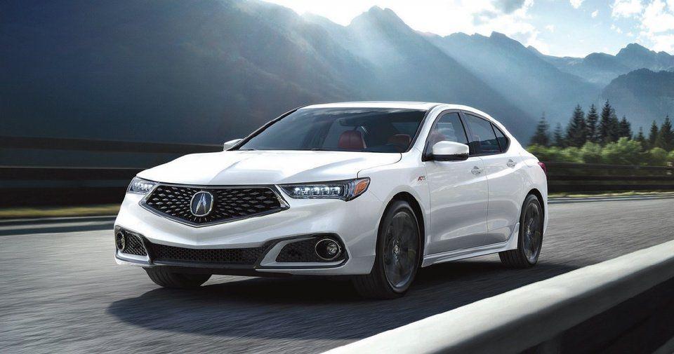 Acura TLX 2018: Powerfully sporty, futuristically intuitive performance sedan