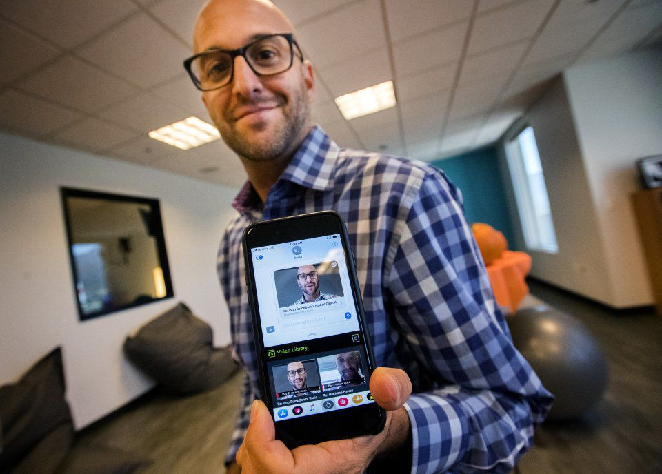 Colorado Springs video email provider nearly failed before hitting it big