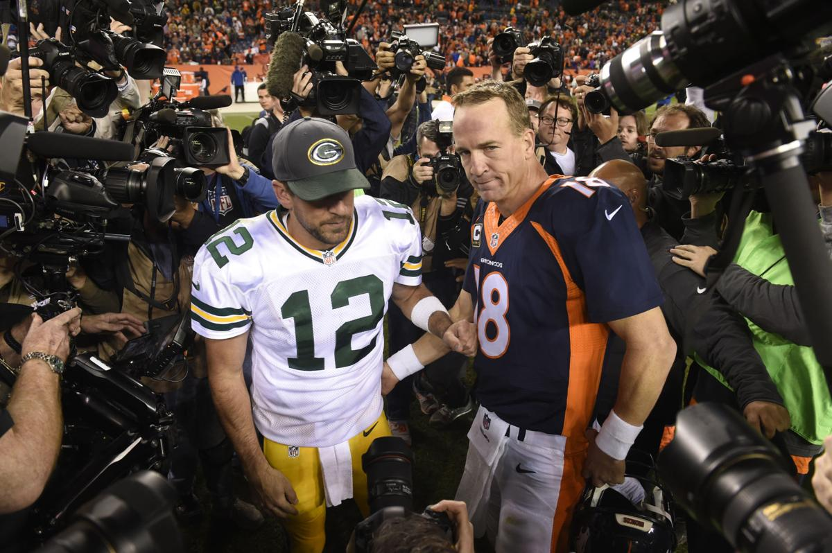 BRONCOS PACKERS