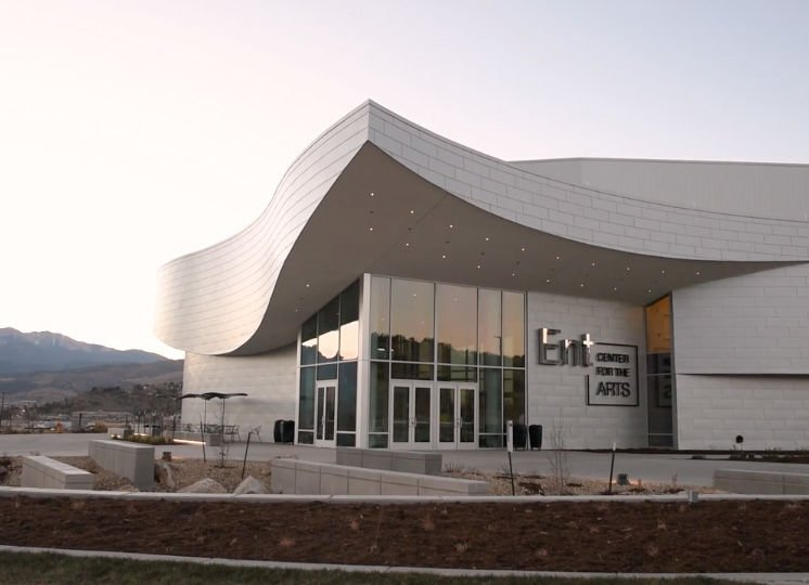 UCCS Presents: a Sneak peek inside the new Ent Center for the Arts