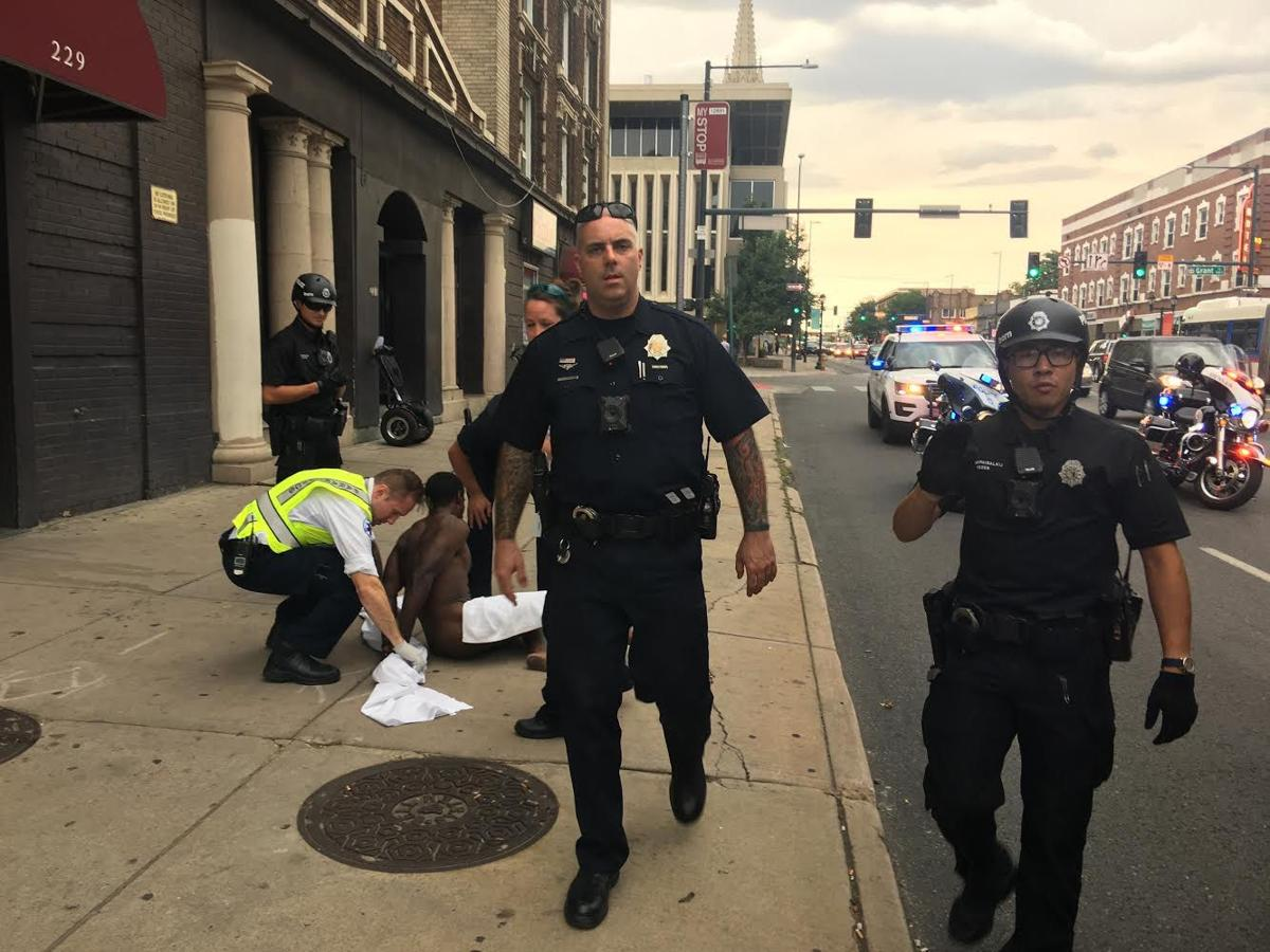 Colorado Journalist Handcuffed