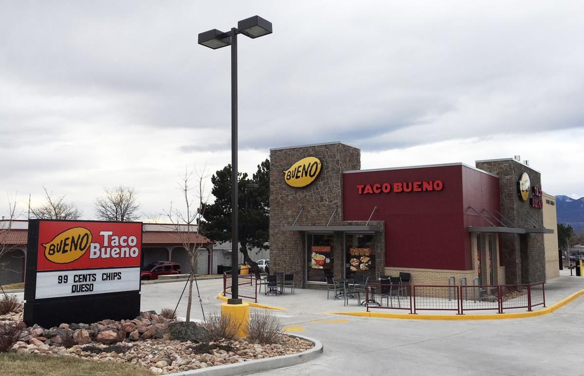 Taco Bueno restaurants closing in Colorado Springs