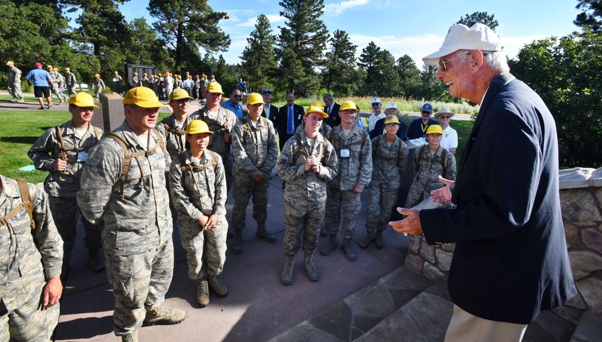 Cadets Meet Class of 59