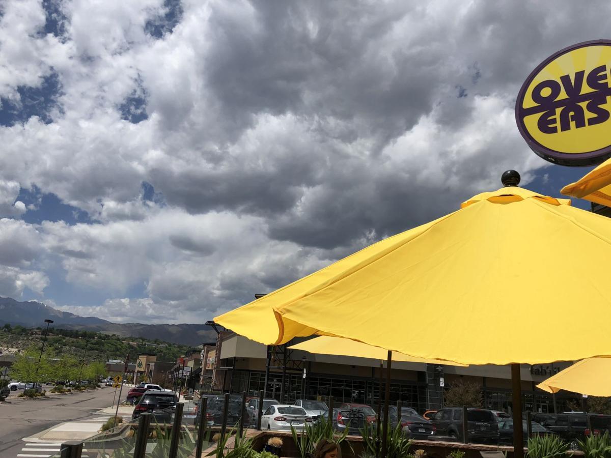 Colorado Springs Has Plenty Of Places To Dine Al Fresco Morning