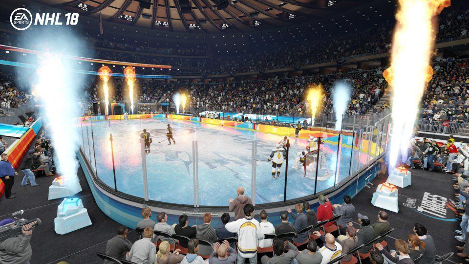Video Game Haiku Review - 'NHL 18'