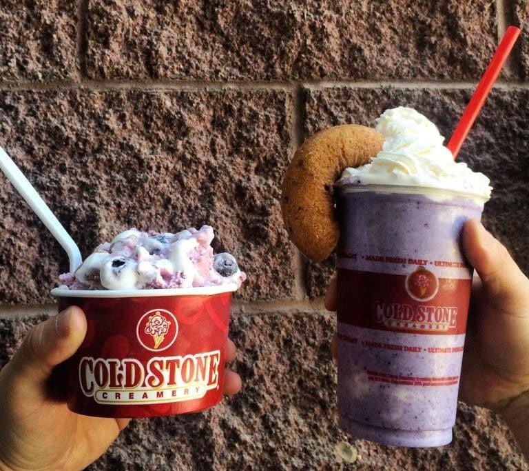 #4: Cold Stone Creamery