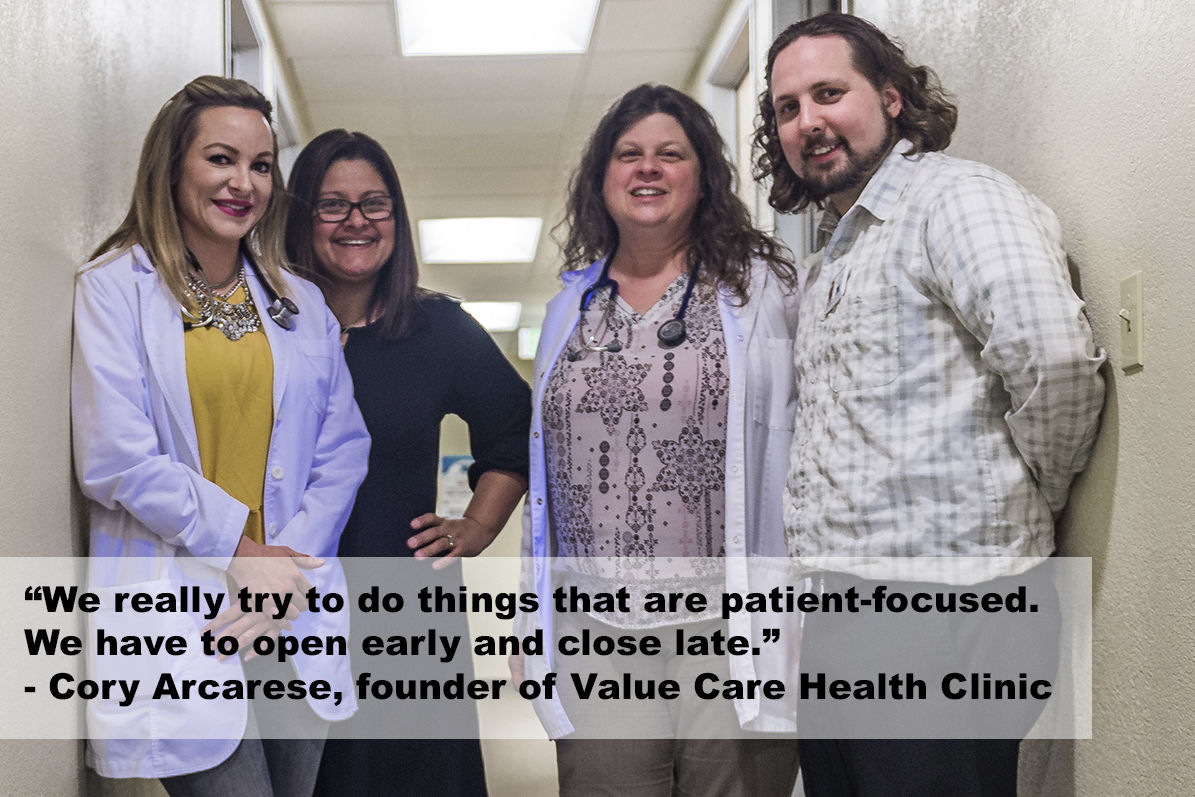 Part 7: Value Care Health Clinic staff