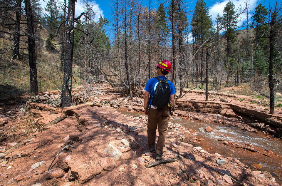 Conceptual maps revealed for Waldo Canyon access nearly six years after fire