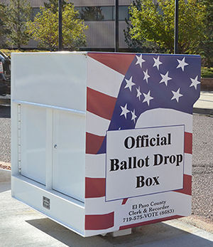Ballots hit the mail for Colorado voters