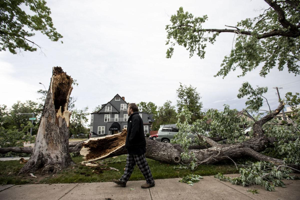Wind Storm In Colorado On Saturday Called A Derecho Was The First Ever For Front Range Colorado Springs News Gazette Com
