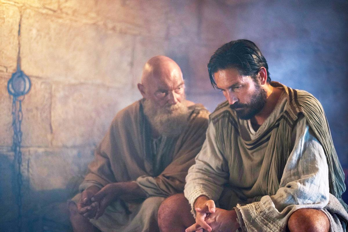 Movie review: 'Paul, Apostle of Christ' portrays the early Christian community at its most fragile