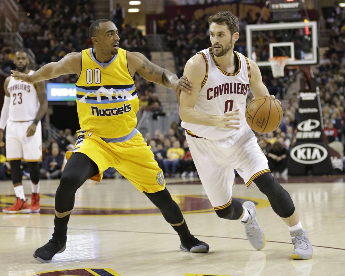 Wiley blog: NBA rumors include Nuggets pursuit of Kevin Love